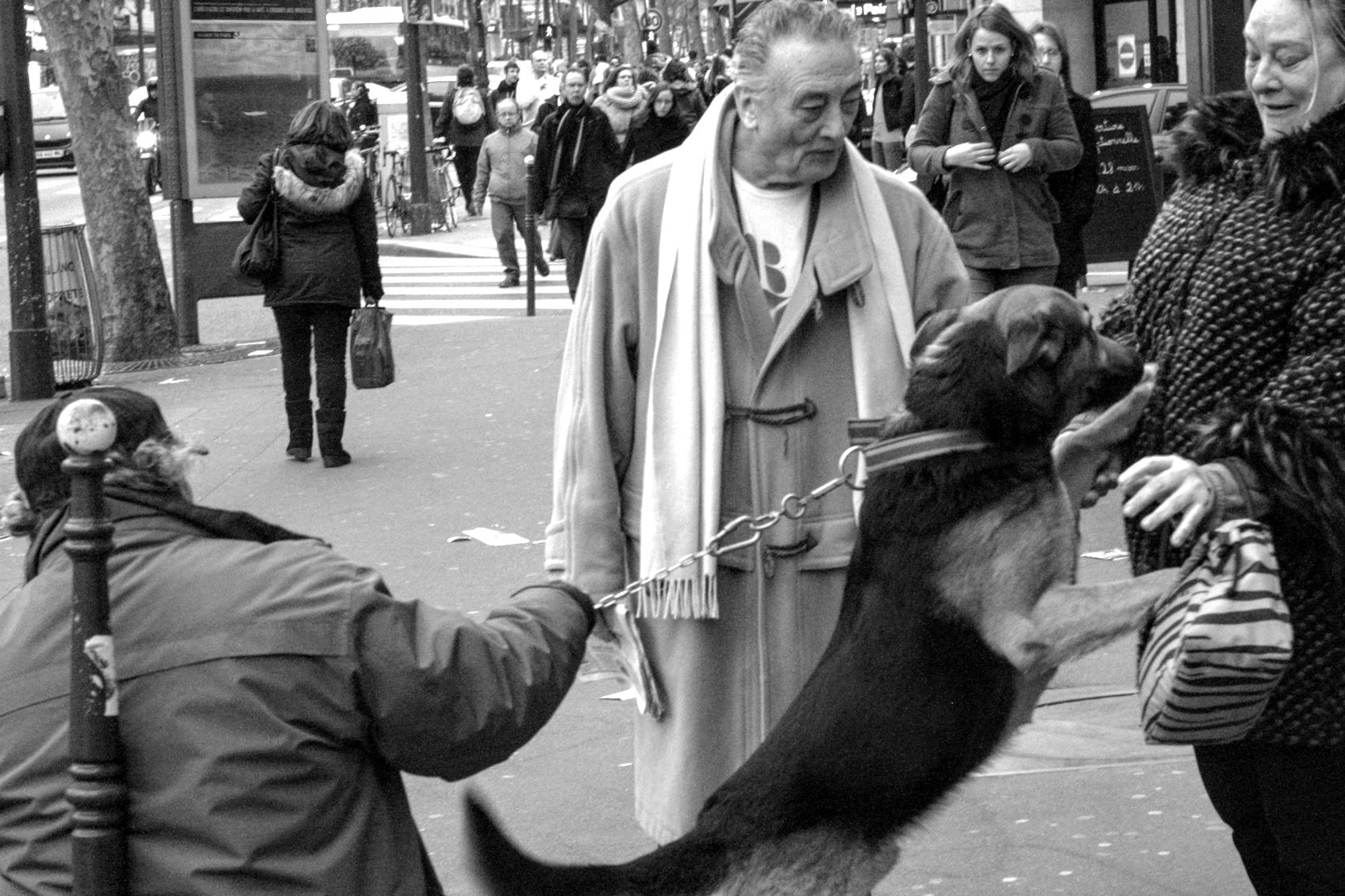 Streetphotography: Tipps von John Free