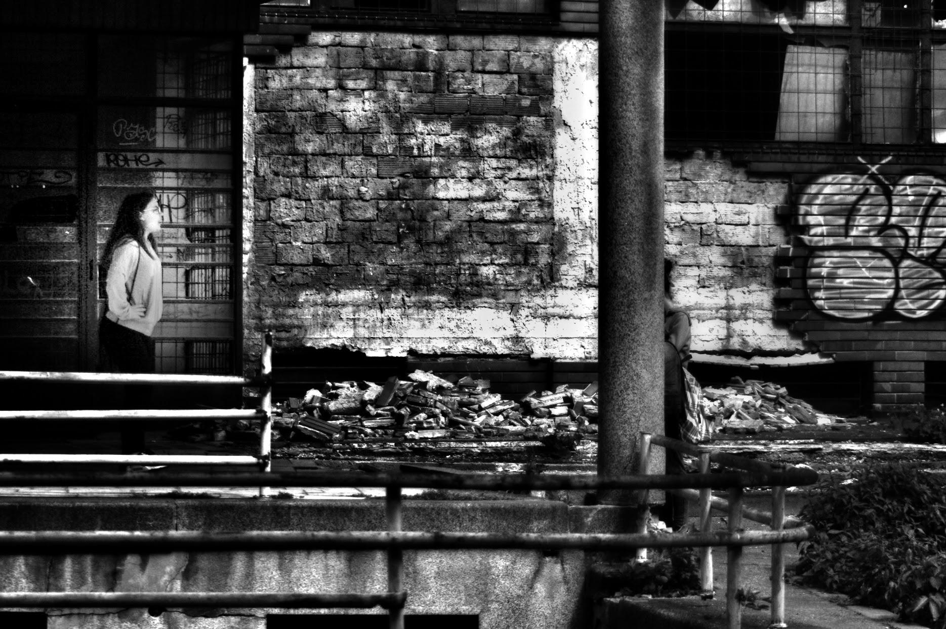 Bratislava – eine verfallene Klinik