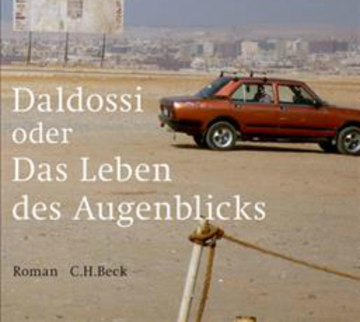 """""""Daldossi"""" von Sabine Gruber: Wenn die Gelassenheitsreserven aufgebraucht sind …"""