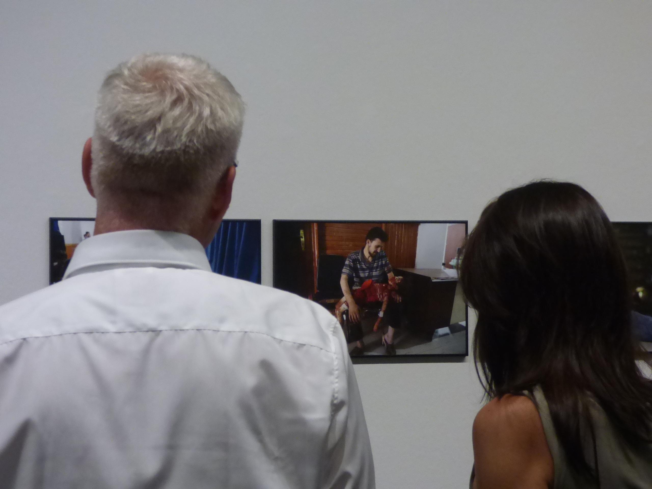 World Press Photo 16 Ausstellung in Wien