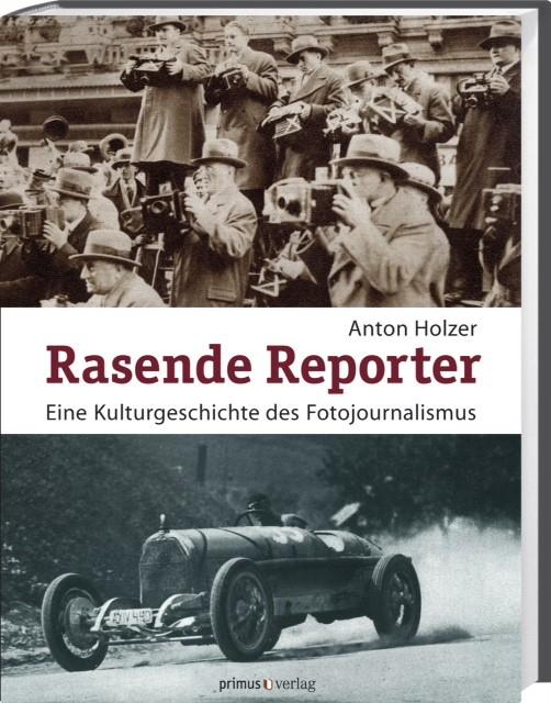 "Sonntag ist Video-Tag: Anton Holzer über ""Rasende Reporter"""