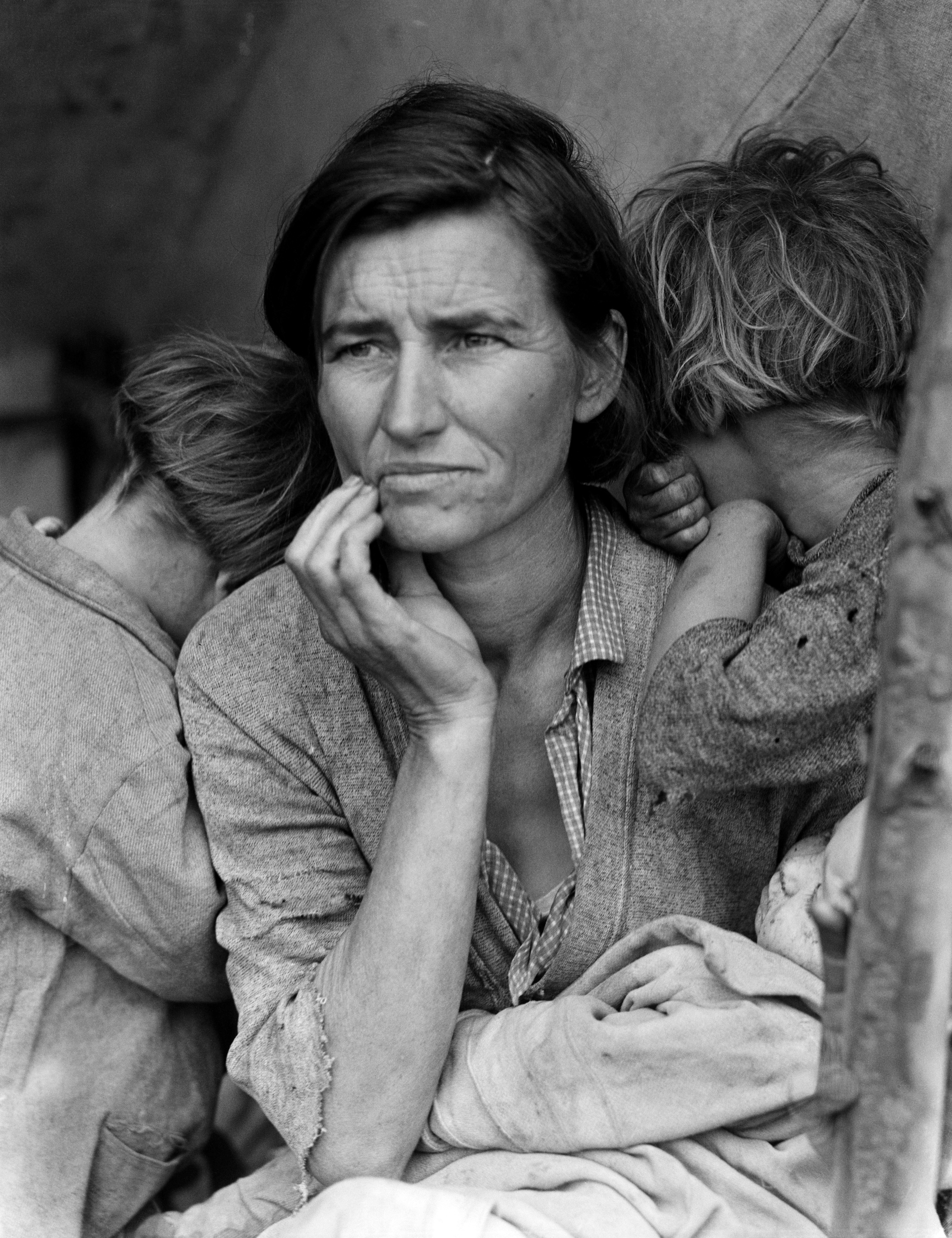 """Videosonntag: Die Geschichte von """"Migrant Mother"""""""