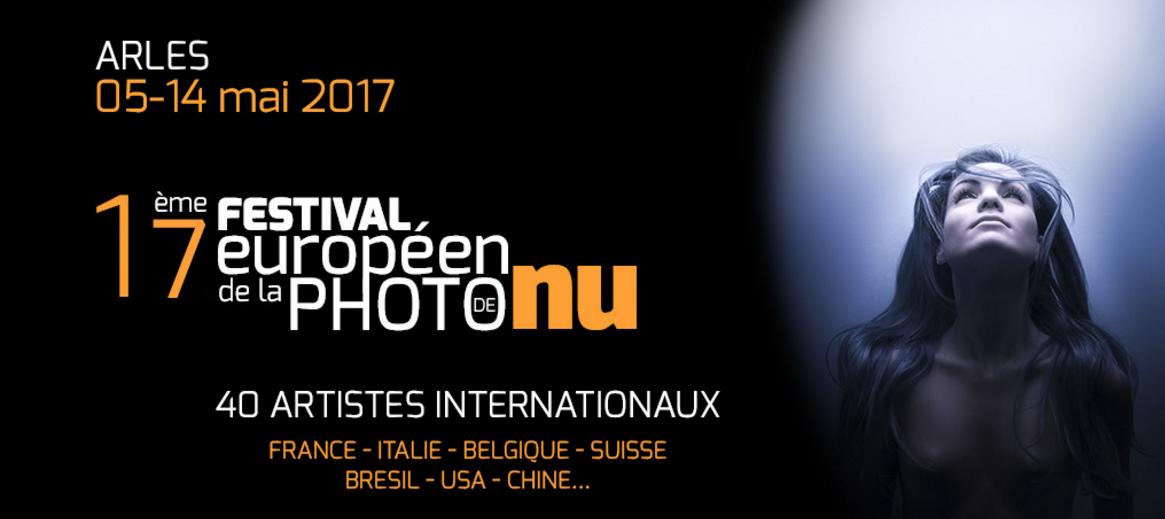Videosonntag: Das Europäische Festival der Aktfotografie 2017, Arles