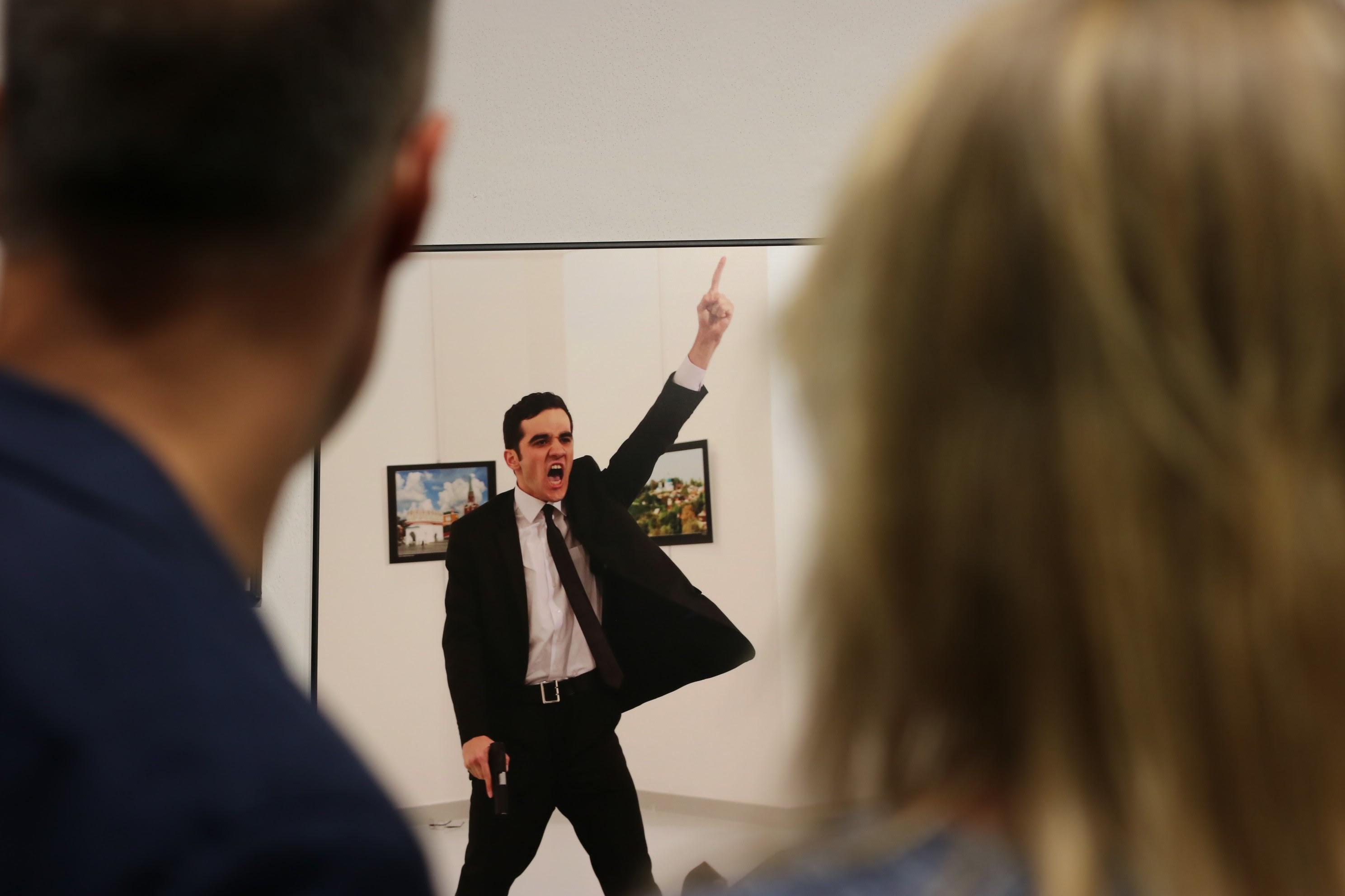 Ausstellungsbericht: World Press Photos 2017, in der Galerie Westlicht, Wien