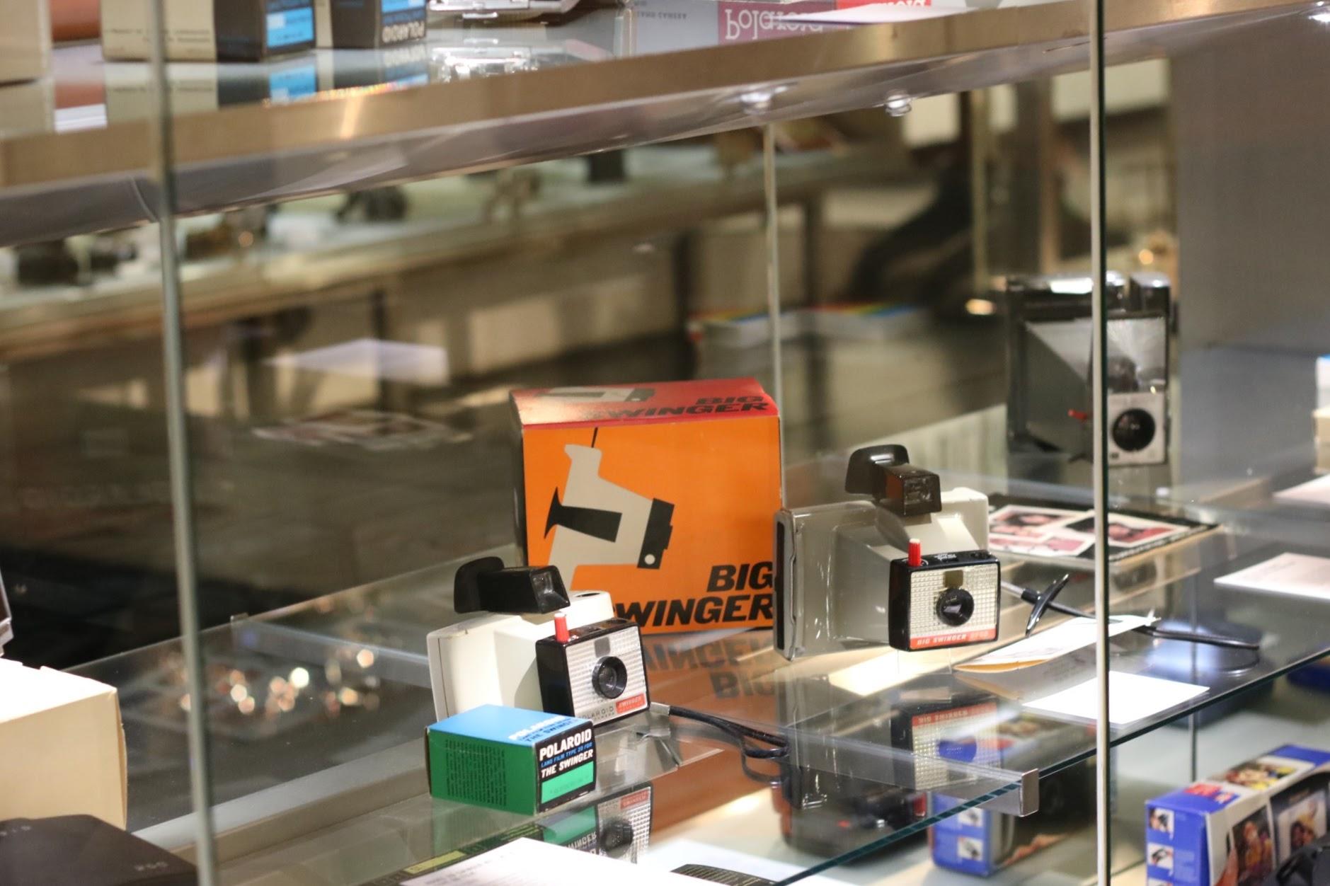Ausstellungsbericht: The Polaroid Project in der Galerie Westlicht