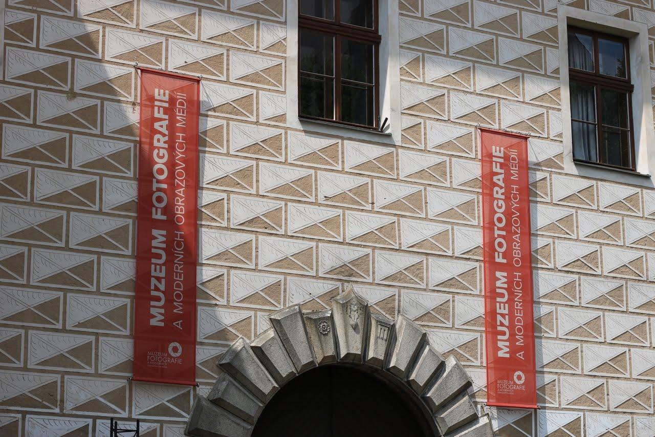 Das Fotomuseum von Jindrichuv Hradec