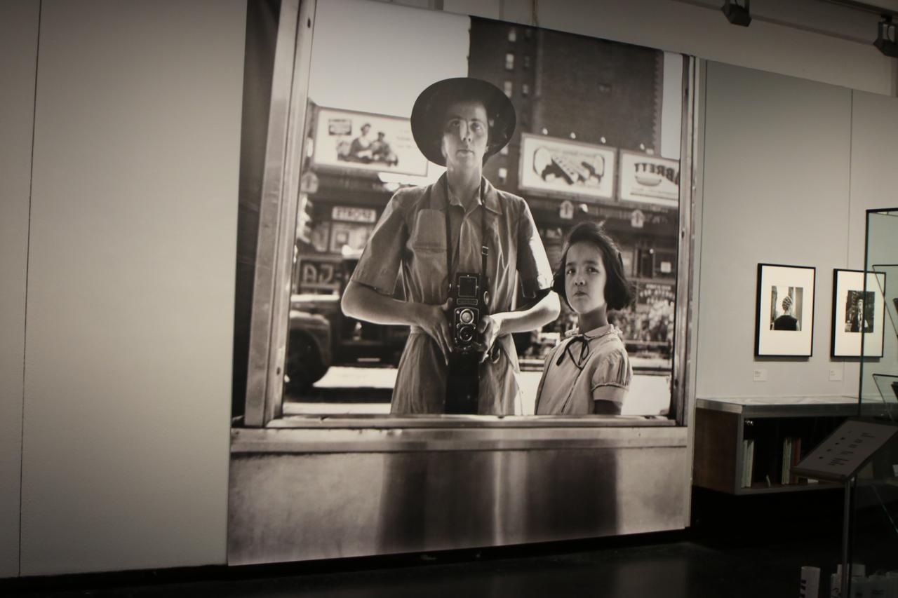 Ausstellungstipp: Vivian Maier in der Galerie Westlicht, Wien