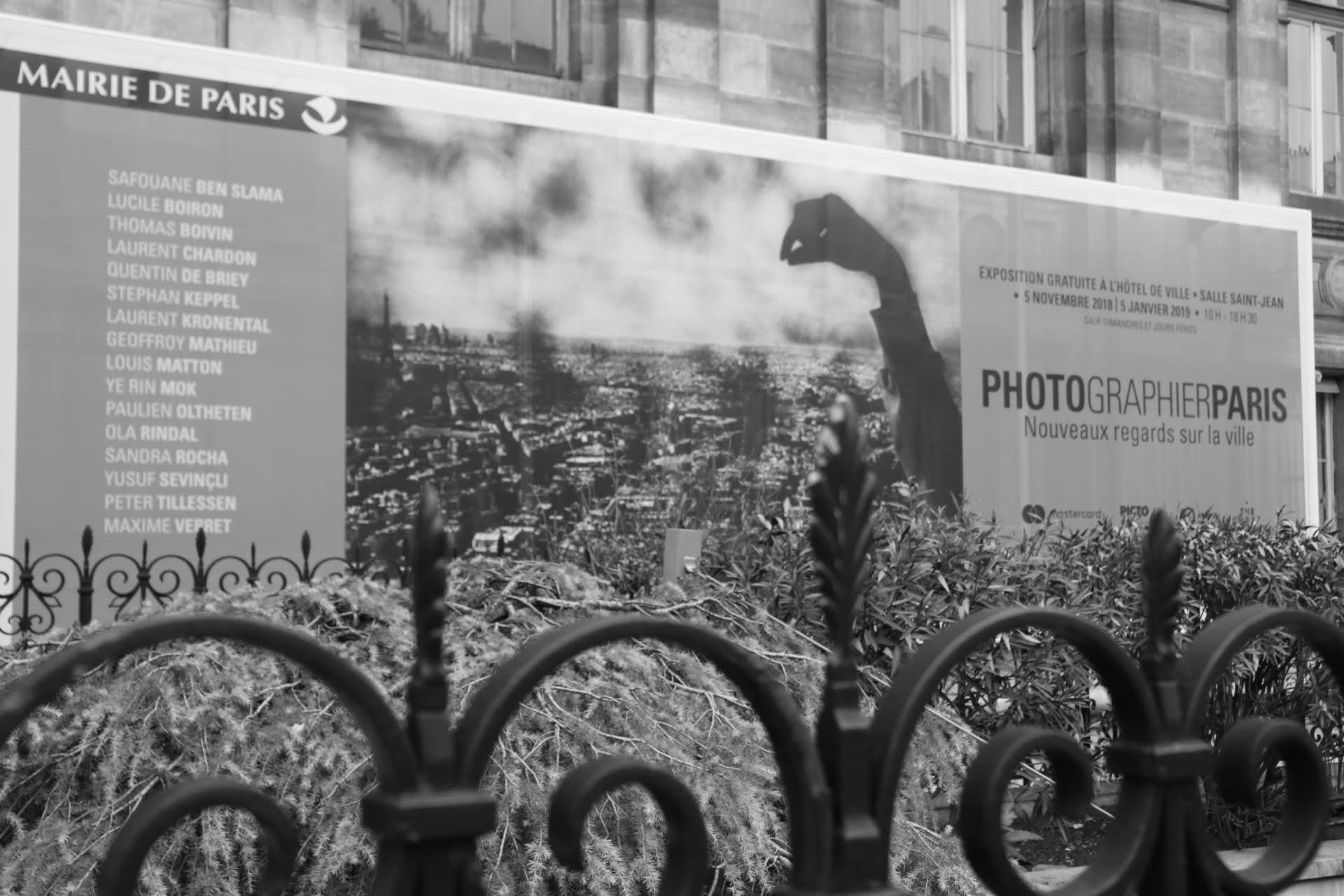 Paris fotografieren