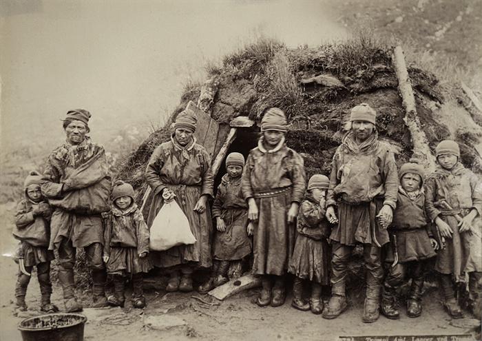Fotos aus Norwegen (1860-1900)